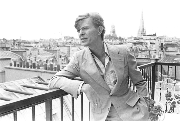 David Bowie - Jean Claude Deutsch/Paris Match