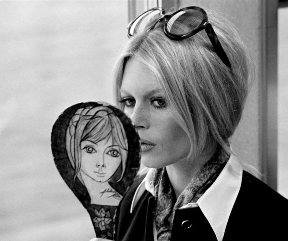 Brigitte Bardot, 1969 - Jean Claude Deutsch/Paris Match