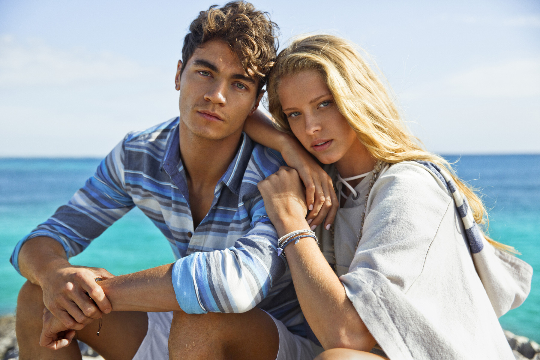 American Eagle Offers His and Her Styles for Summer 2016 ...