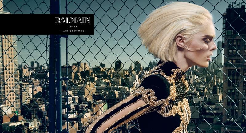 Photo: Balmain Hair Couture