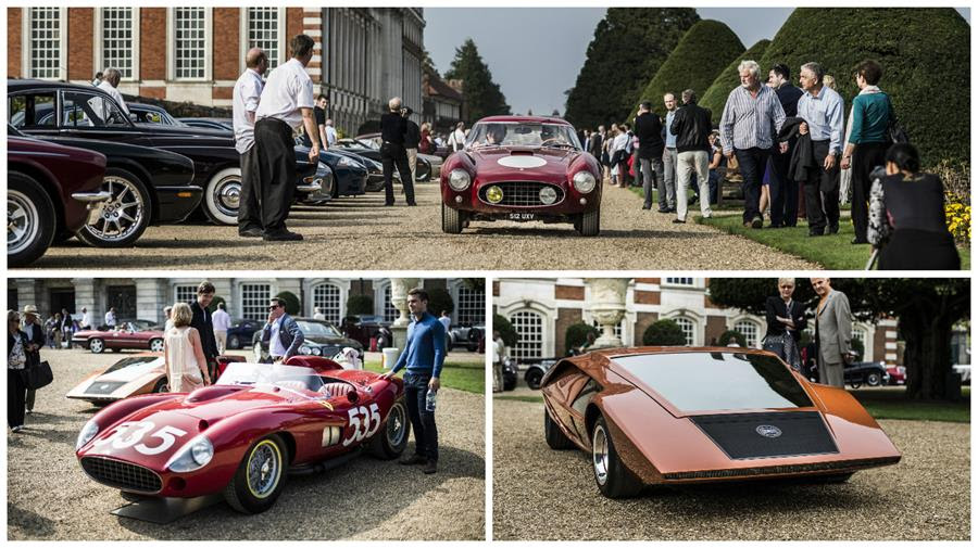 Photo: concours of elegance