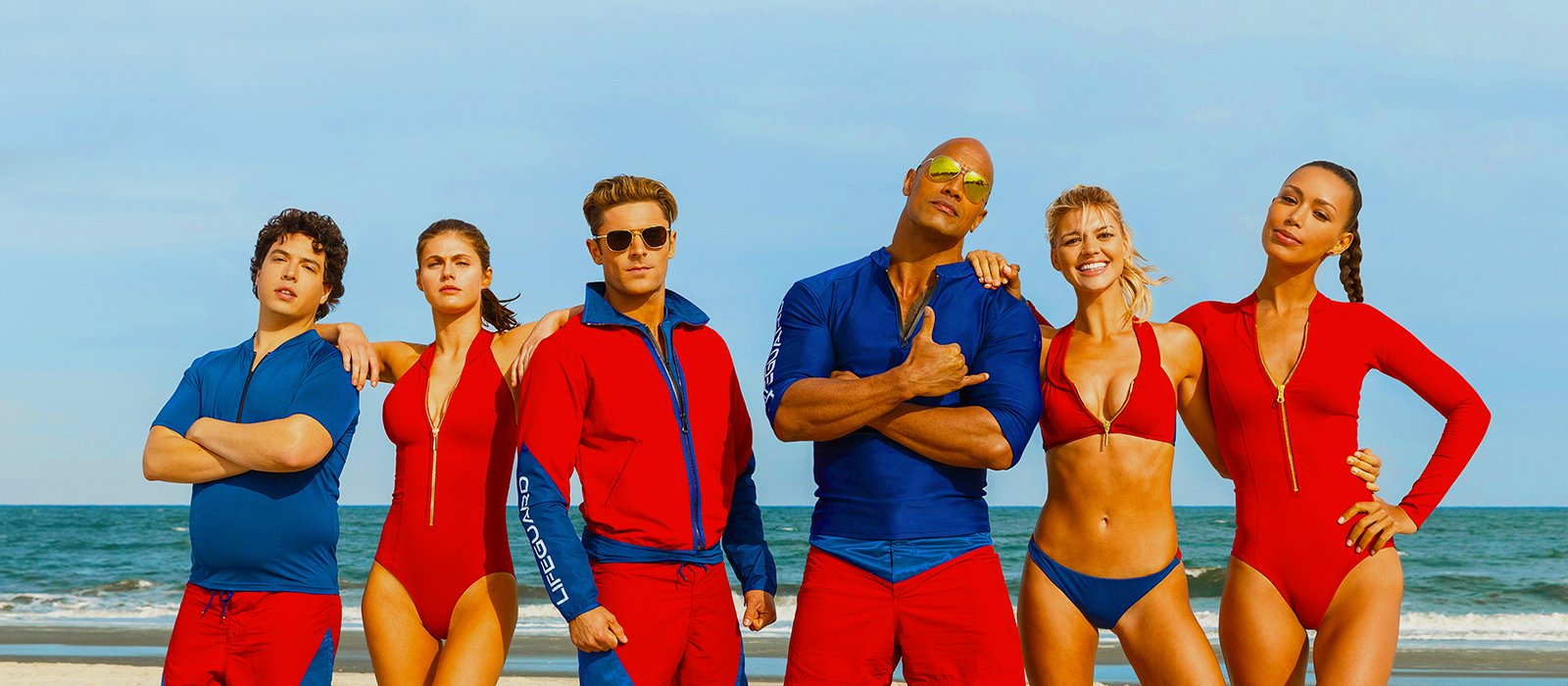 Photo: under armour x baywatch