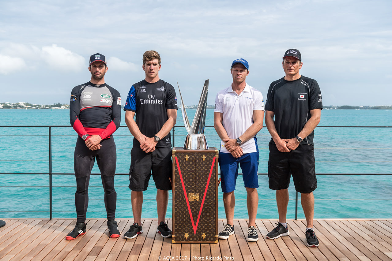 Photo: america's cup