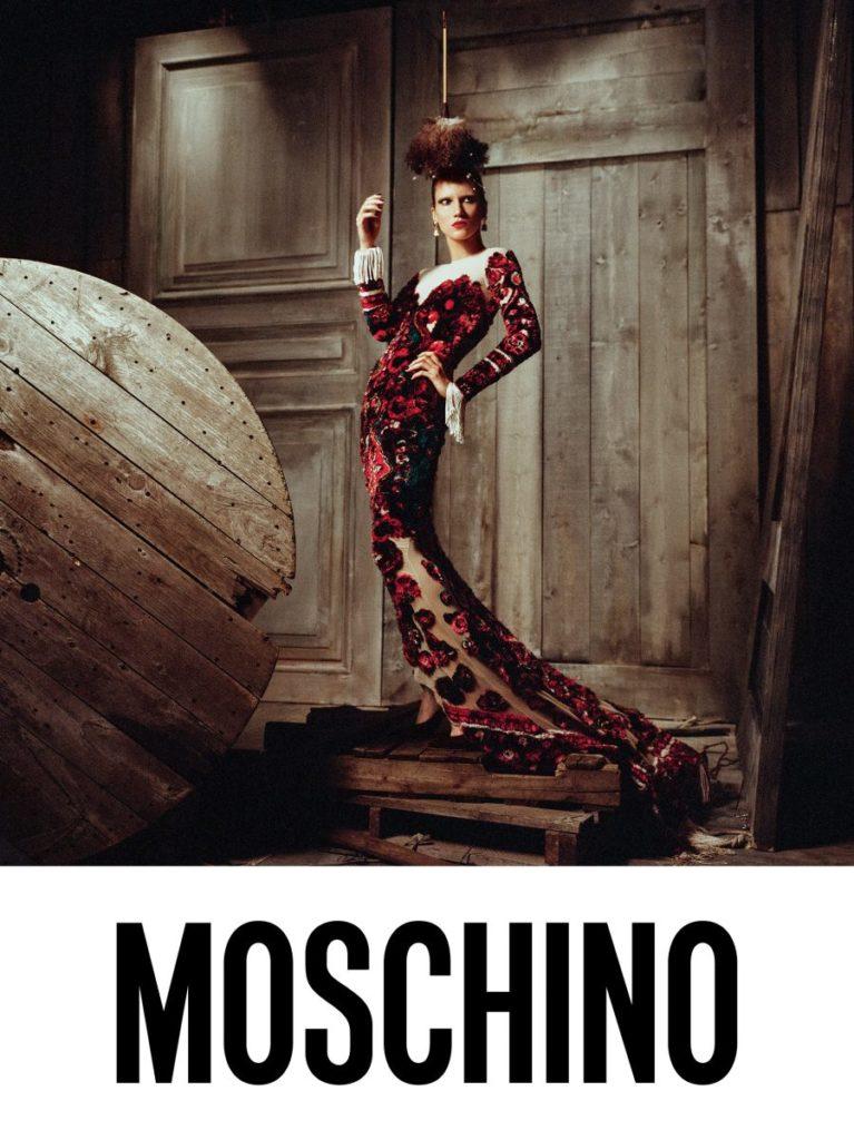 Photo: moschino