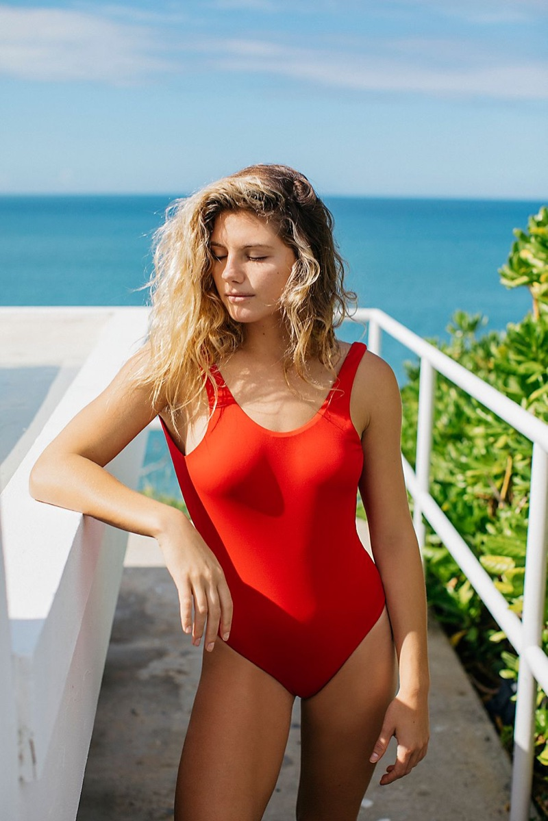 Free People Showcases Beachwear in May 2019 Catalog